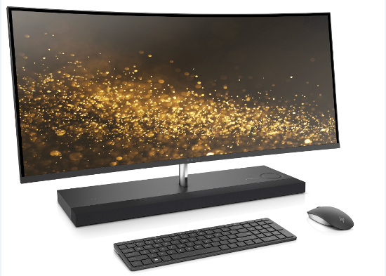 HP Envy Curved All-in-One 34.