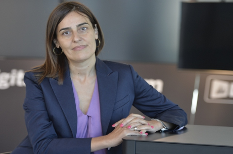 Ana Corrales, channel head de SAP