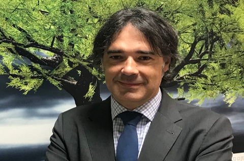 Gabriel García, director general de Recyclia